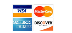 Accepted forms of Payment PayPal, Visa, Mastercard, American Express, Discover Card