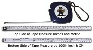 PipeMan Products, Inc. - 24 inch OD tape